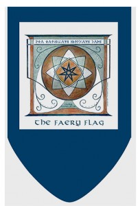 The ElvenFairy Flag of Fyn - Copyright Natalie Lynn, 2008