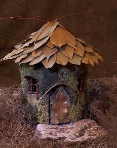 A Pixie House.