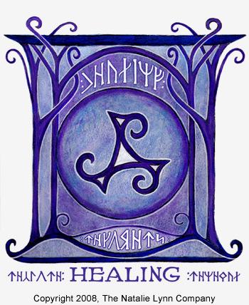Elven Healing Symbol
