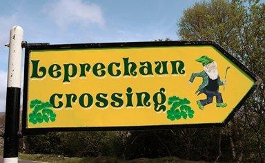Celebrating Leprechauns on St. Patrick's Day