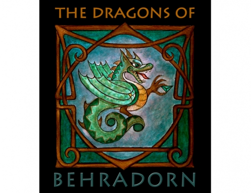 An Interview With a Dragon of Behradorn