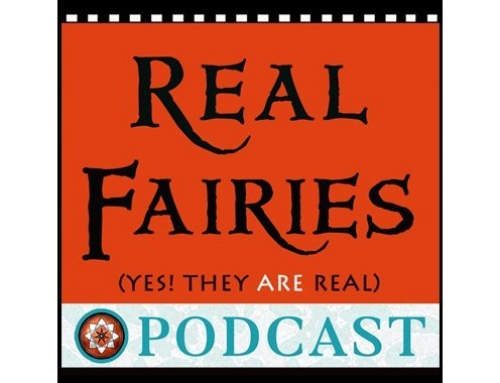 Real Fairies Radio Podcast, Episode #8: Angels/Pixies/Bird People/Your Questions