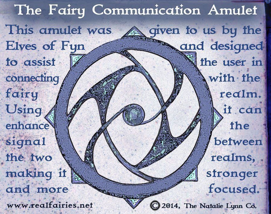 The Elven Communication Amulet